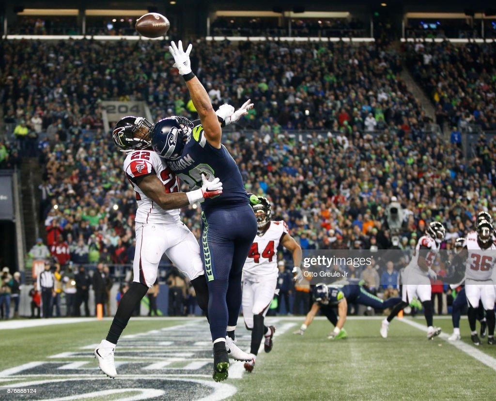 Atlanta Falcons vSeattle Seahawks