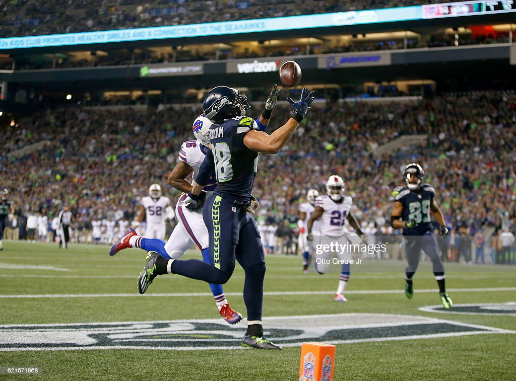 Buffalo Bills v Seattle Seahawks
