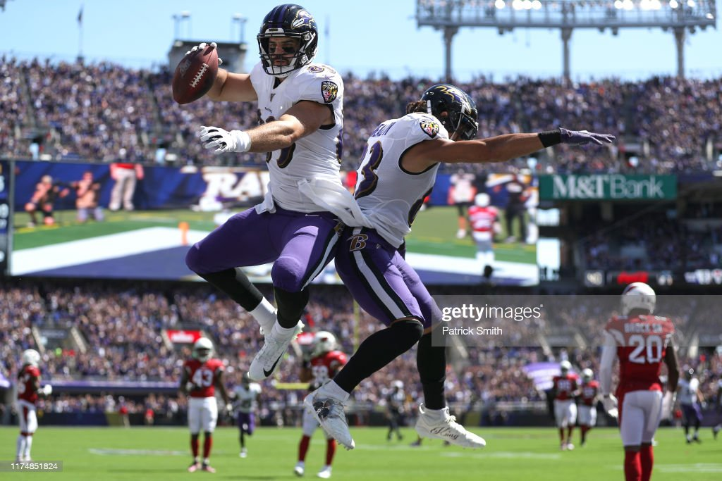 Arizona Cardinals v Baltimore Ravens : News Photo