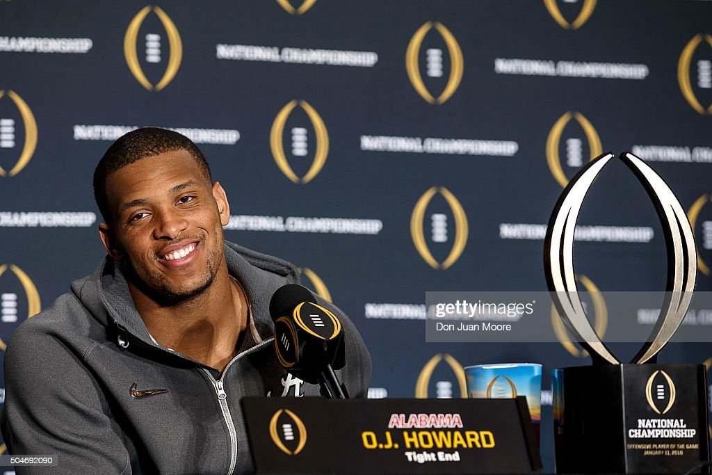 College Football Playoff National Championship - Winning Head Coach/MVP Press Conference