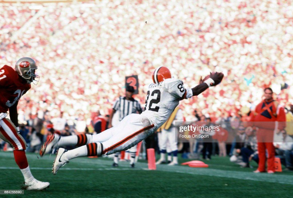 Cleveland Browns v San Francisco 49ers : Fotografia de notícias