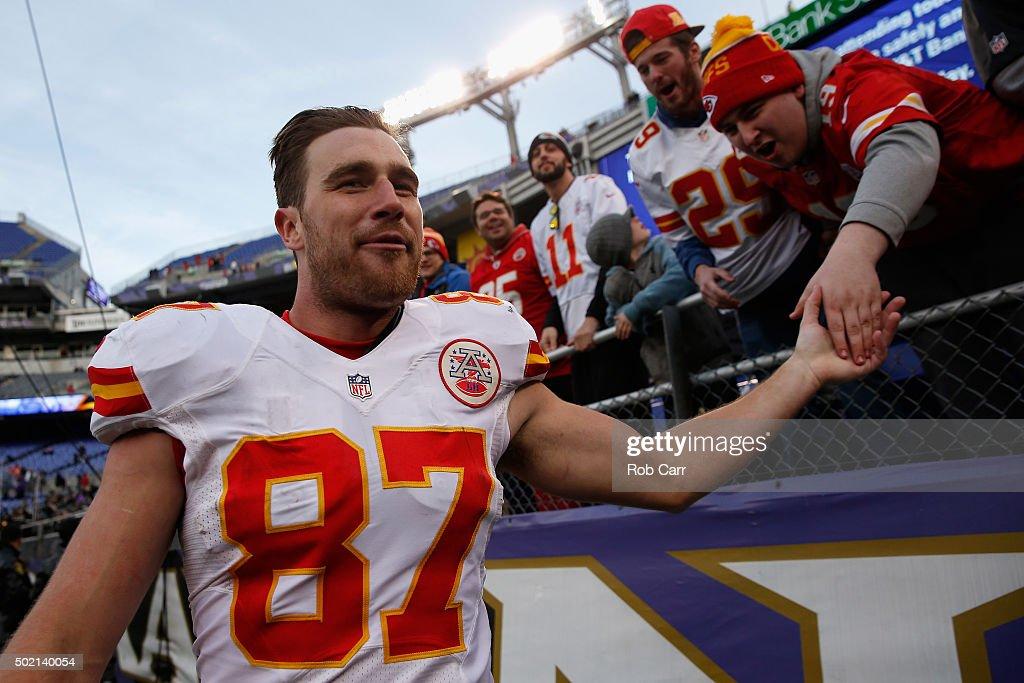 Kansas City Chiefs v Baltimore Ravens : News Photo