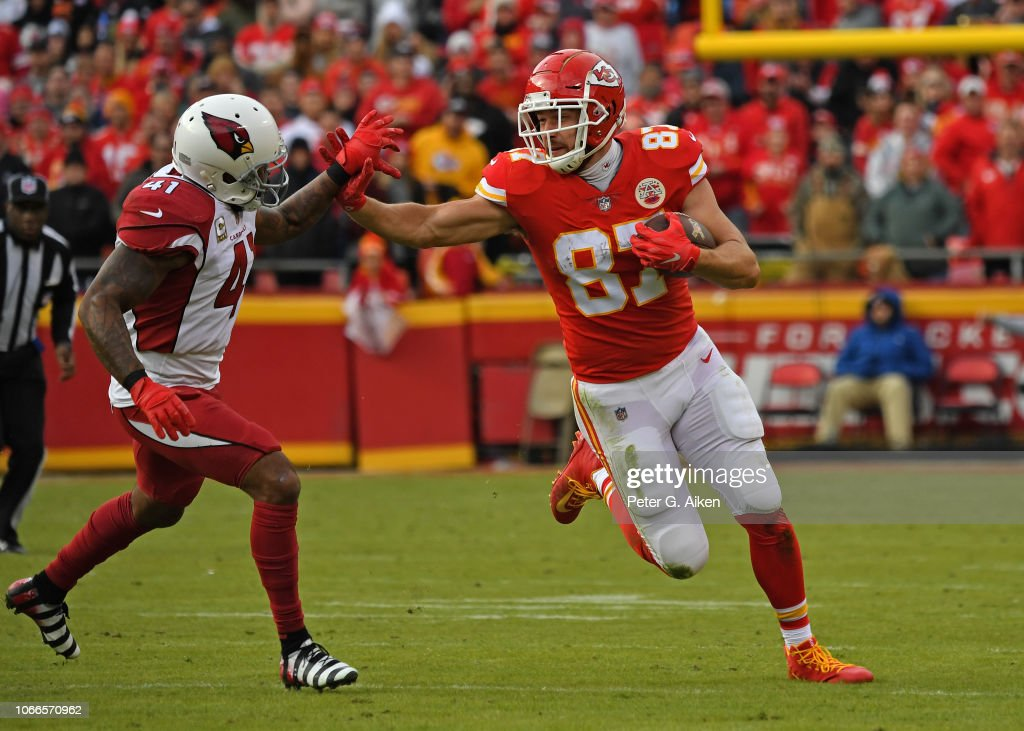 Arizona Cardinals v Kansas City Chiefs : News Photo
