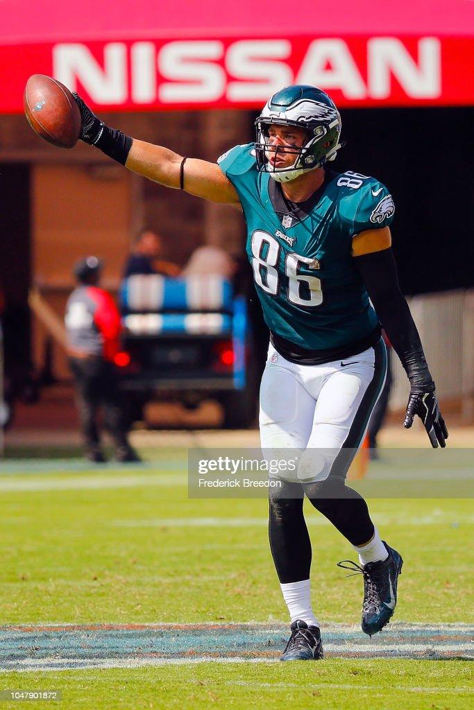 Philadelphia Eagles v Tennessee Titans : Fotografia de notícias