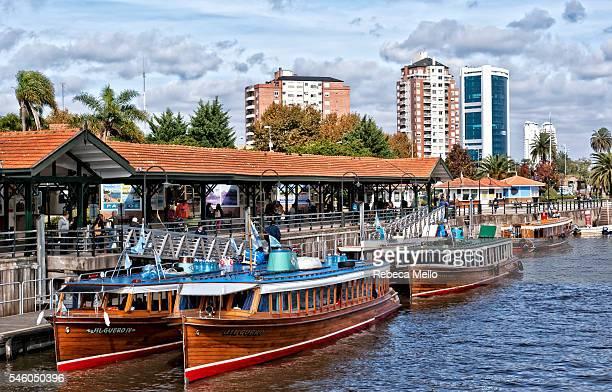 Tigre, touristic city