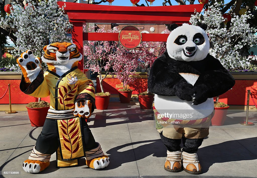 Universal Studios Hollywood Celebrates Lunar New Year & Universal Studios Hollywood Celebrates Lunar New Year Photos and ...
