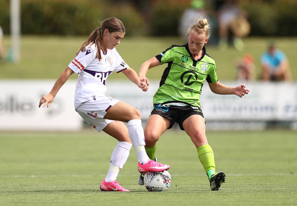 AUS: W-League Rd 5 - Canberra United v Perth Glory