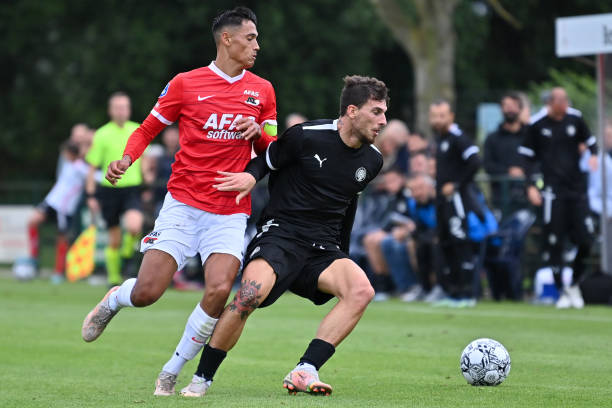 NLD: AZ Alkmaar v OFI Crete - Pre-Season Friendly