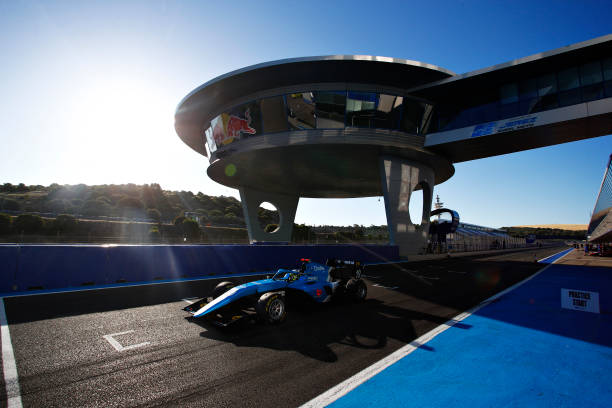 ESP: Formula 3 Testing in Jerez - Day 2