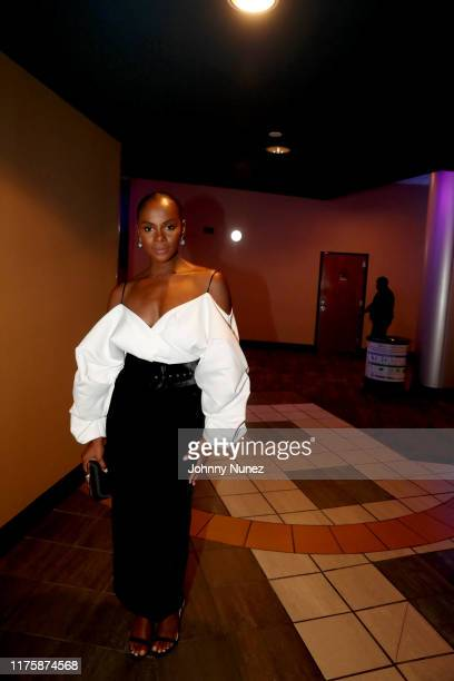 "Tika Sumpter attends the ""Mixed-ish"" New York Screening at Regal Battery Park Cinemas on September 19, 2019 in New York City."