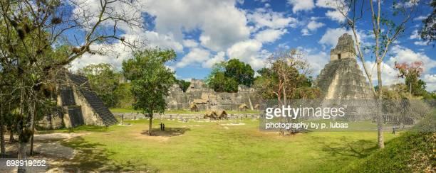 Tikal Mayan ruins - Guatemala