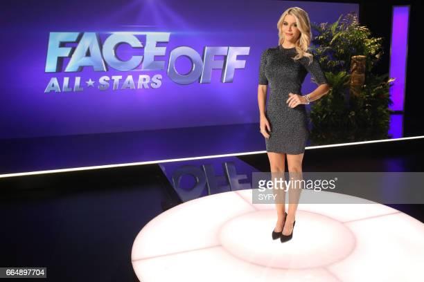 OFF 'Tiki Twist' Episode 1112 Pictured McKenzie Westmore