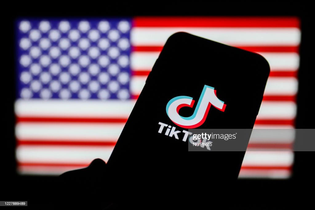 TikTok May Be Banned In The United States : ニュース写真