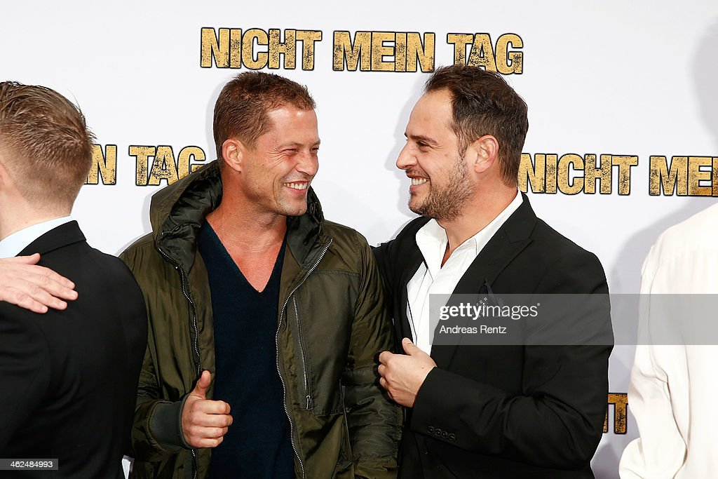 'Nicht mein Tag' Premiere In Berlin : News Photo