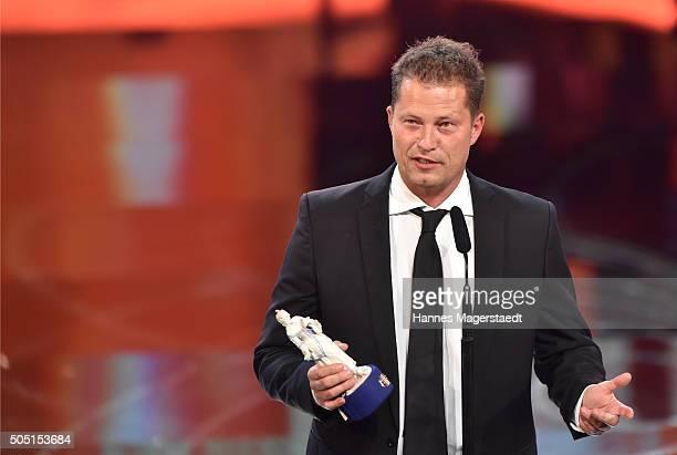 Til Schweiger during the Bavarian Film Award 2016 show at Prinzregententheater on January 15 2016 in Munich Germany