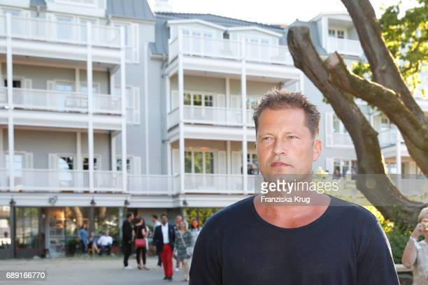 Til Schweiger During S Opening Of His Barefoot Hotel On May 28 2017