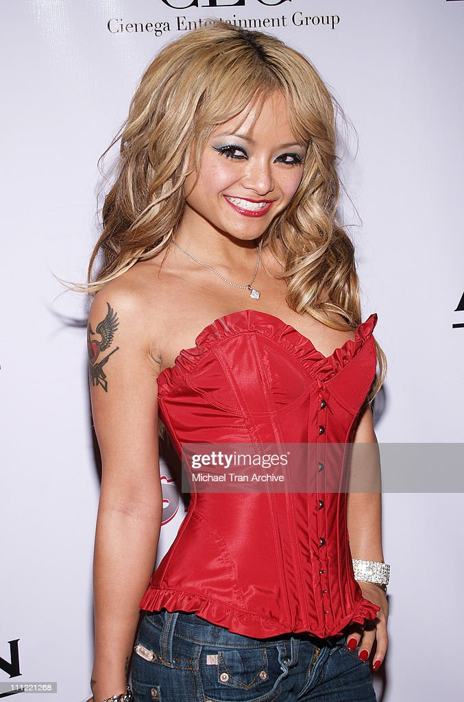 Tila Tequila during Alex Quinn Presents 'An Evening of Forbidden Passions' Party - May 25, 2006 at Vanguard in Hollywood, California, United States.