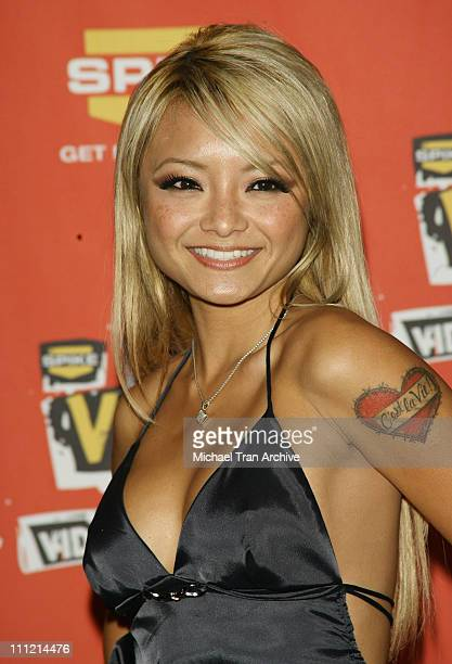 Tila Tequila during Spike TV's 2006 Video Game Awards Press Room at Galen Center in Los Angeles CA United States