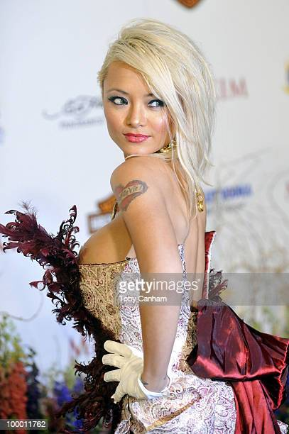 Tila Tequila poses for a picture at the 11th Annual Maxim Hot 100 Party on May 19 2010 in Los Angeles California