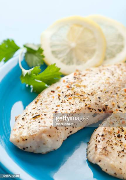 Tilapia filet