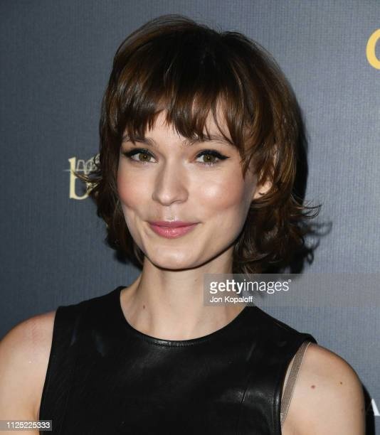Tilda CobhamHervey attends the 16th Annual G'Day USA Los Angeles Gala at 3LABS on January 26 2019 in Culver City California