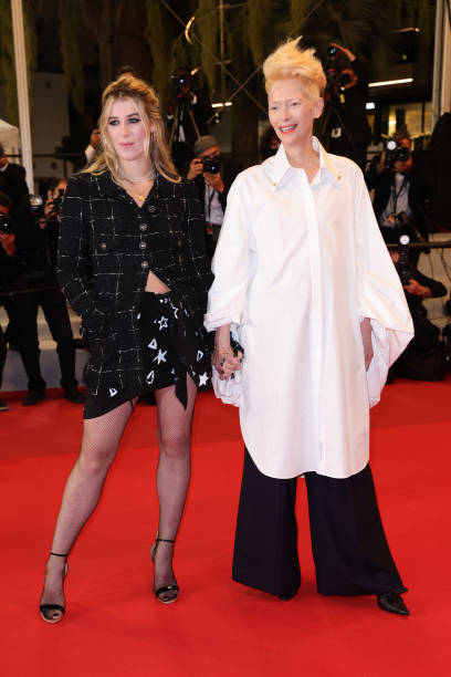"""FRA: """"Les Olympiades (Paris 13th District)"""" Red Carpet - The 74th Annual Cannes Film Festival"""