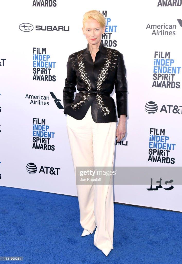 CA: 2019 Film Independent Spirit Awards  - Arrivals