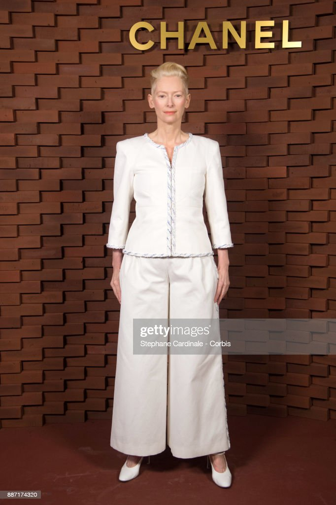 Chanel - Collection Metiers d'Art Paris Hamburg 2017/18 : Photocall At The Elbphilharmonie