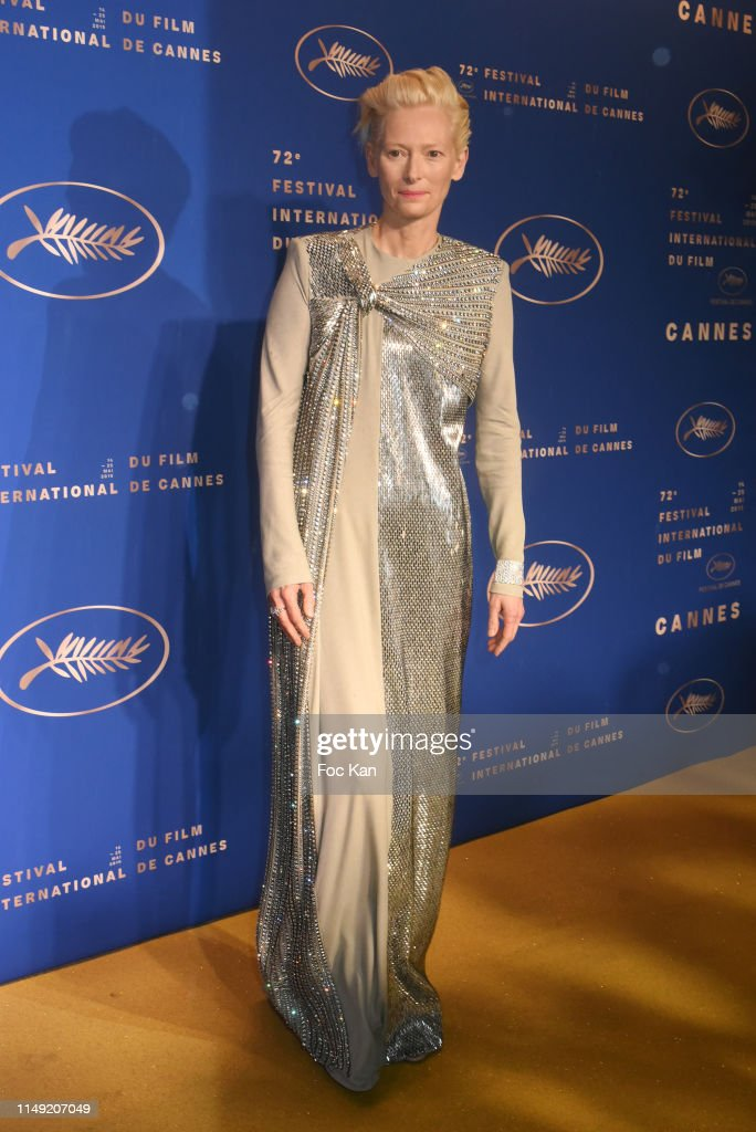 Gala Dinner Arrivals - The 72nd Annual Cannes Film Festival : News Photo