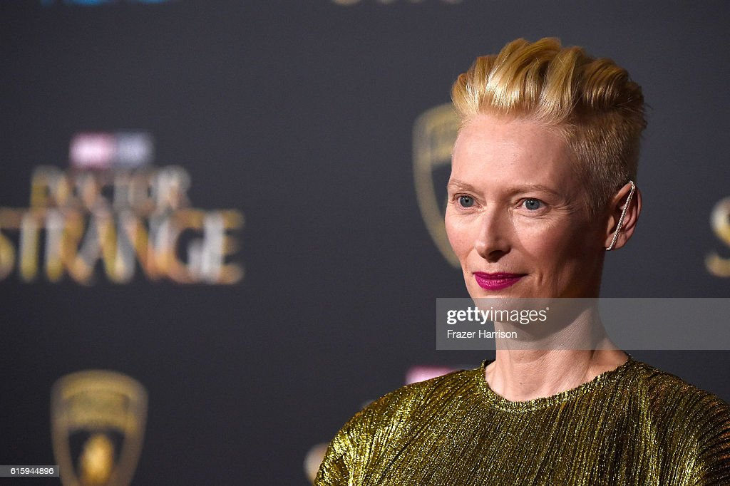 "Premiere Of Disney And Marvel Studios' ""Doctor Strange"" - Arrivals"