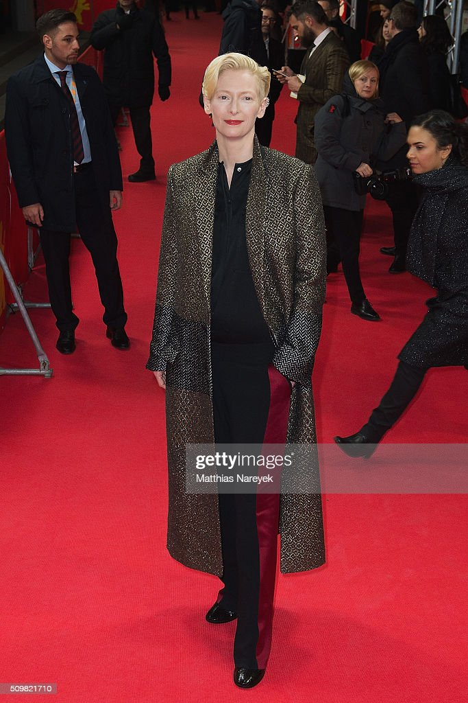'Tribute to David Bowie: The Man Who Fell to Earth' Screening - 66th Berlinale International Film Festival