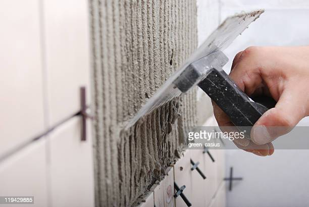 Tile and Mortar