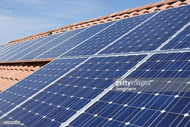 Tile Roof Solar Panels