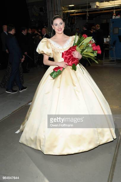 Tiler Peck attends New York City Ballet 2018 Spring Gala at David H Koch Theater Lincoln Center on May 3 2018 in New York City