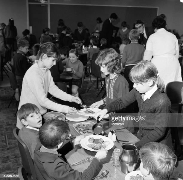Tilery Primary School, Stockton-on-Tees, new school special. 1971.