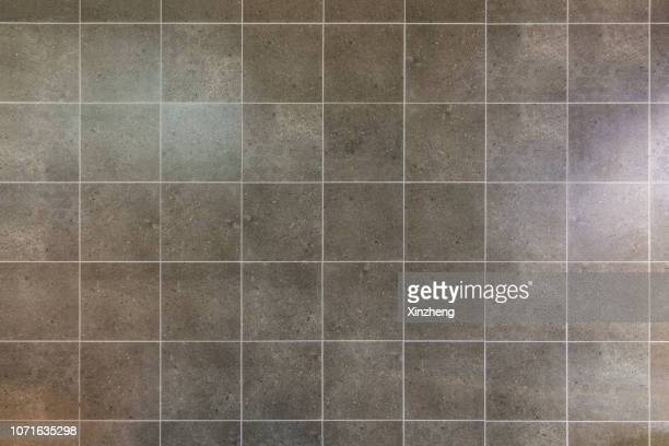 tiles on the floor/wall, tiled wall texture - pavimento di mattonelle foto e immagini stock
