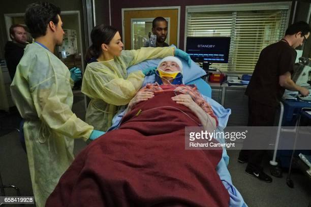 S ANATOMY 'Till I Hear It From You' Diane Pierce returns to Grey Sloan but Maggie is still in the dark as to why she's really there Owen and Amelia...