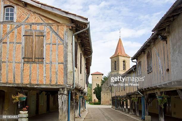 Tillac-Gers-Midi-Pyrenees-France