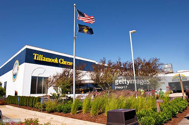 Tillamook Cheese a major tourist destination the factory