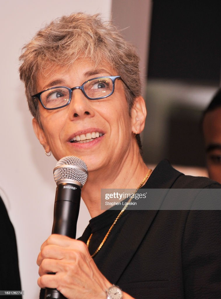 Tillett Lighting Design Founder/Principal Linnaea Tillet speaks to the audience at CITY MODERN  sc 1 st  Getty Images & CITY MODERN Presented By New York And Dwell Magazines Host Walking ...