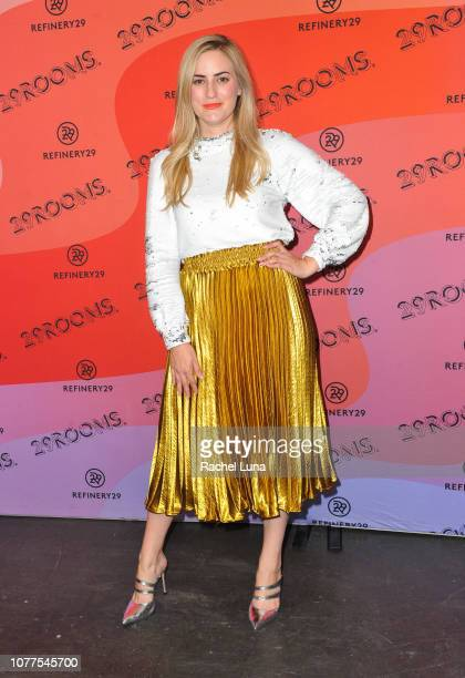 Tillie Adelson attends Refinery29's 29Rooms Los Angeles 2018 Expand Your Reality at The Reef on December 04 2018 in Los Angeles California