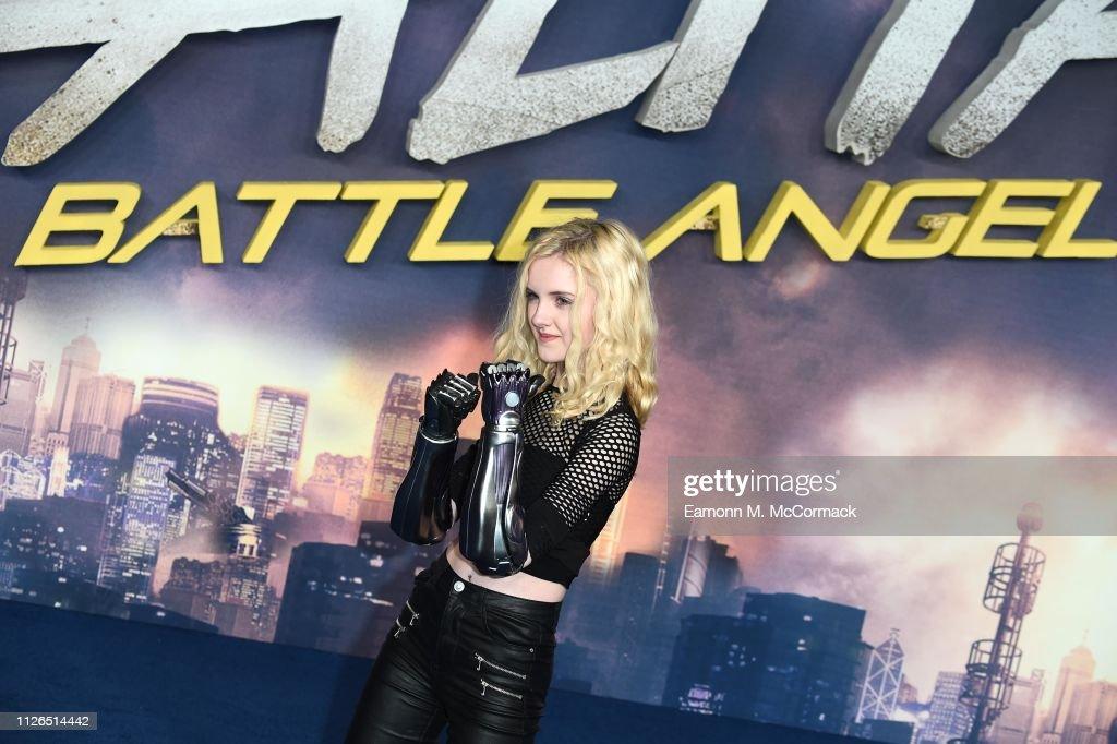 """Alita: Battle Angel"" World Premiere - Red Carpet Arrivals : News Photo"