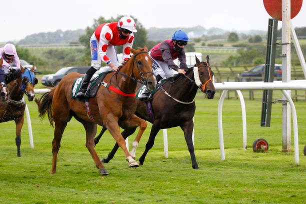 GBR: Catterick Races