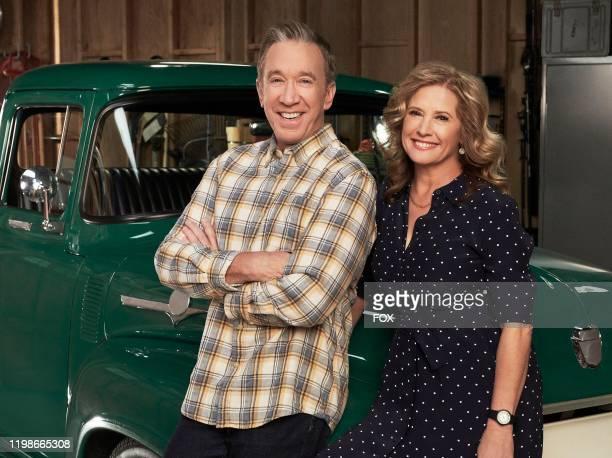 Tim Allen and Nancy Travis.