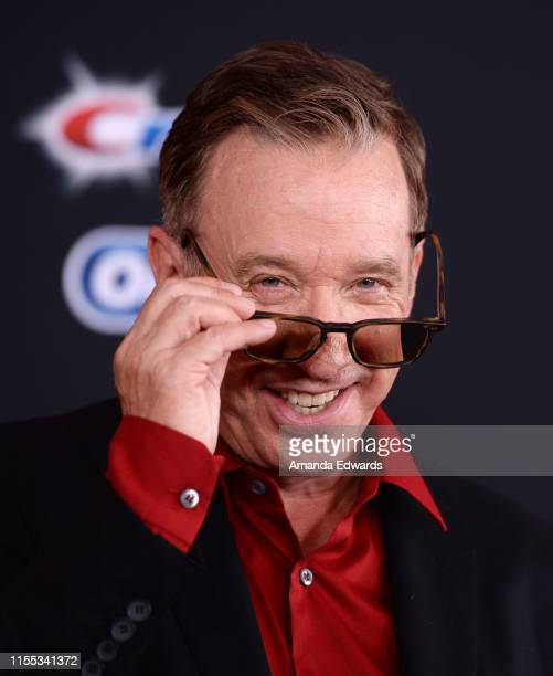 Tim Allen arrives at the premiere of Disney and Pixar's Toy Story 4 on June 11 2019 in Los Angeles California