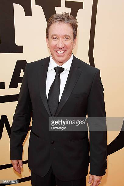 Tim Allen arrives to the 8th Annual TV Land Awards held at Sony Pictures Studios on April 17 2010 in Culver City California