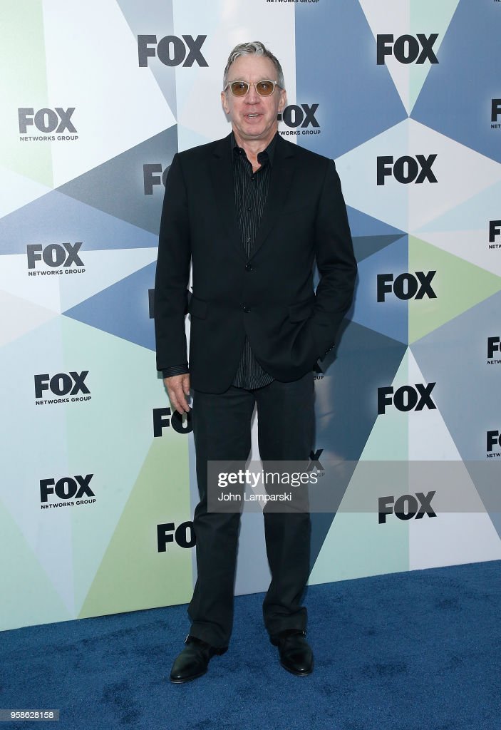 Tim Allen attends 2018 Fox Network Upfront at Wollman Rink, Central Park on May 14, 2018 in New York City.