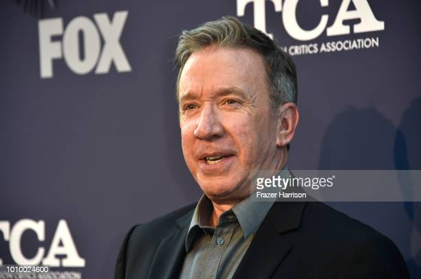 Tim Allen attends FOX Summer TCA 2018 All-Star Party at Soho House on August 2, 2018 in West Hollywood, California.