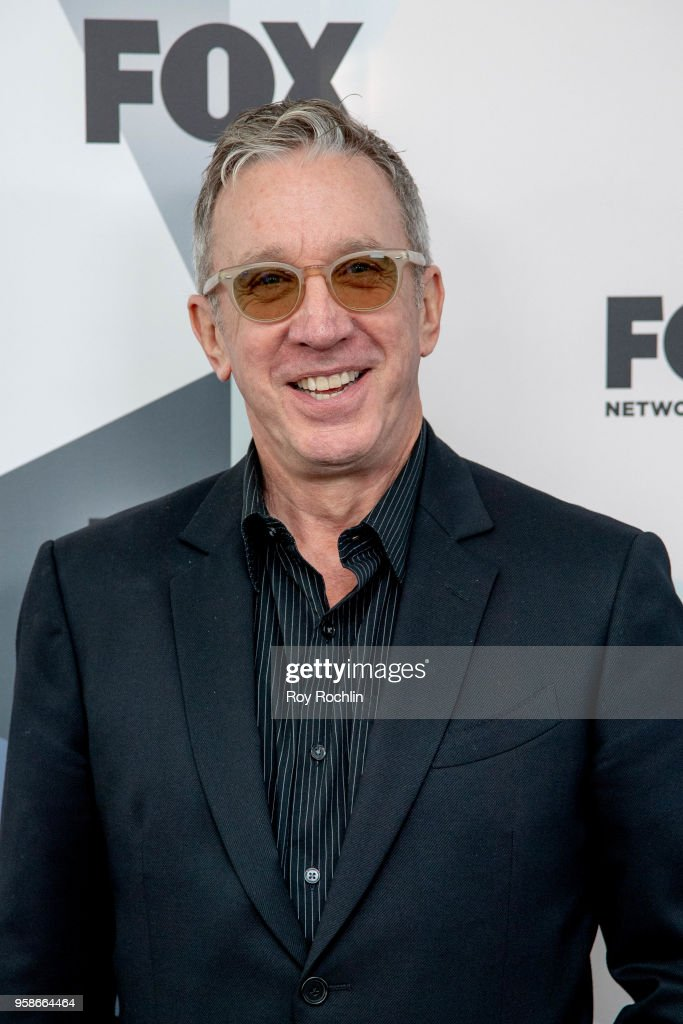 Tim Allen attends the 2018 Fox Network Upfront at Wollman Rink, Central Park on May 14, 2018 in New York City.