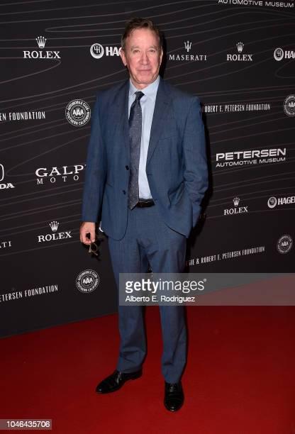 Tim Allen attends the Petersen Automotive Museum Gala at The Petersen Automotive Museum on October 5, 2018 in Los Angeles, California.